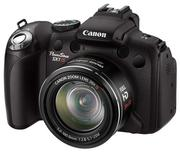 Продам Canon PowerShot SX1 is